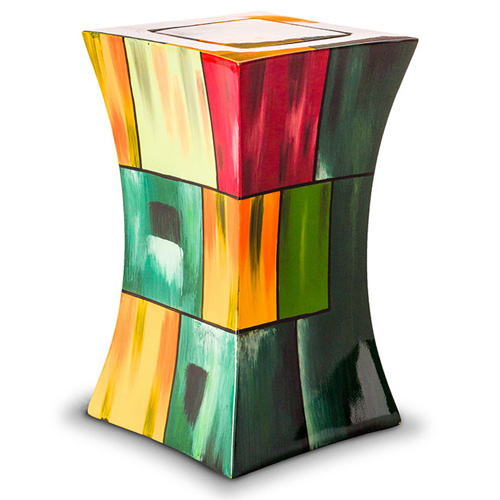 Fiberglass keepsake urns