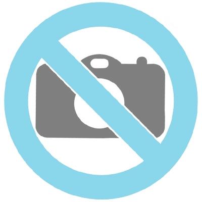 Round keepsake urn