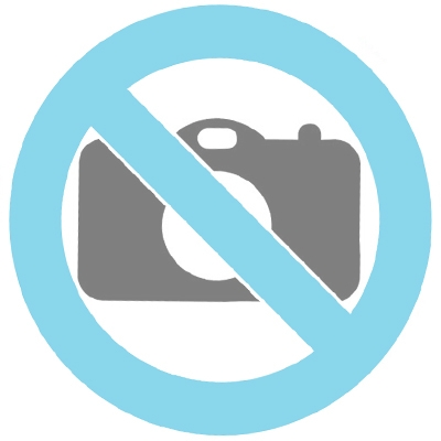 Baby urn star light blue